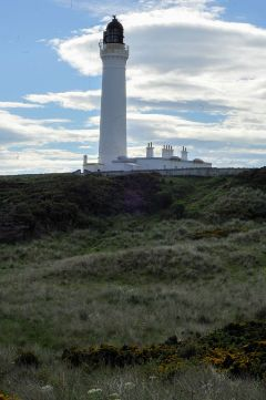 Lighthouse Keepers Self Catering Cottages and Covesea Lighthouse, Lossiemouth, Moray