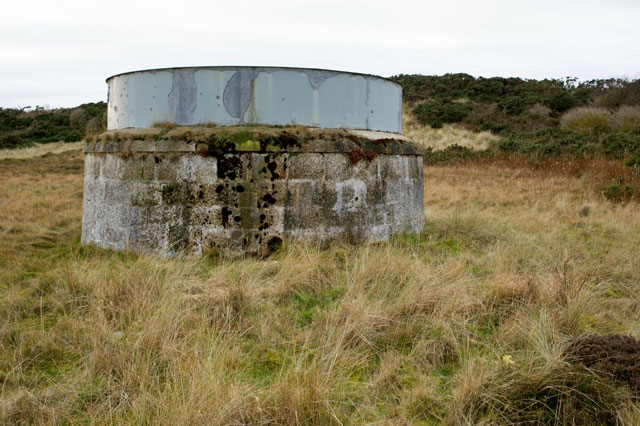 The Old Well at Covesea Lighthouse