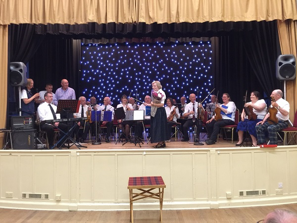 Grand Concert in aid of Covesea Lighthouse